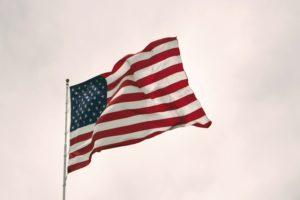 drapeau des états unis d'américain flag