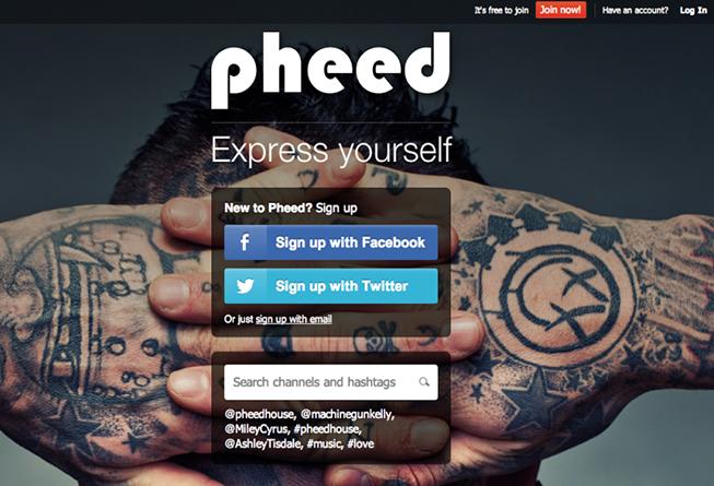 Pheed, the beast