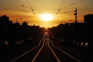 Muni tramway de San francisco