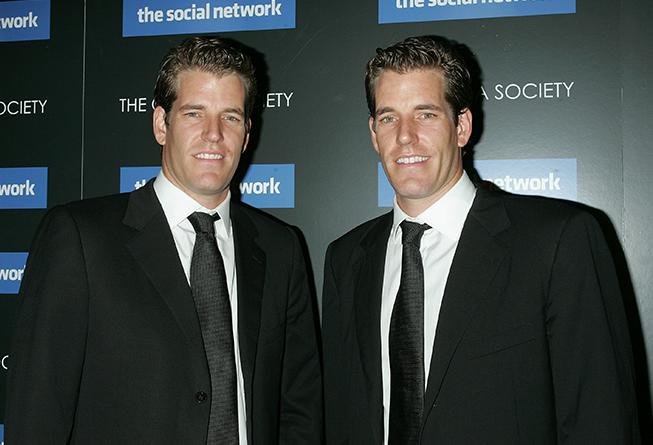 combien dargent les jumeaux de winklevoss ont-ils investis dans bitcoin