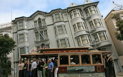 Radio reportage: histoire et ambiance de San Francisco