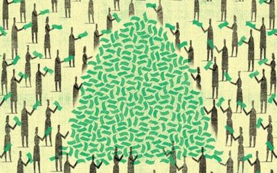 Le crowdfunding est à l'honneur – Kickstarter, élue meilleure startup 2013!