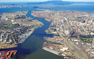 Oakland, port et carrefour multiculturel
