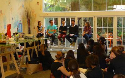 La Silicon Valley et Rebellion Lab inspirent les étudiants français !