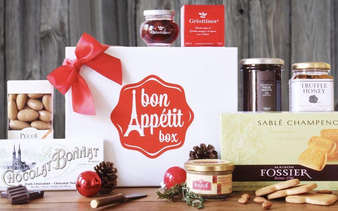 Bon Appétit Box, une boîte à croquer !