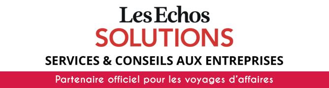 Partenariat avec les echos solutions