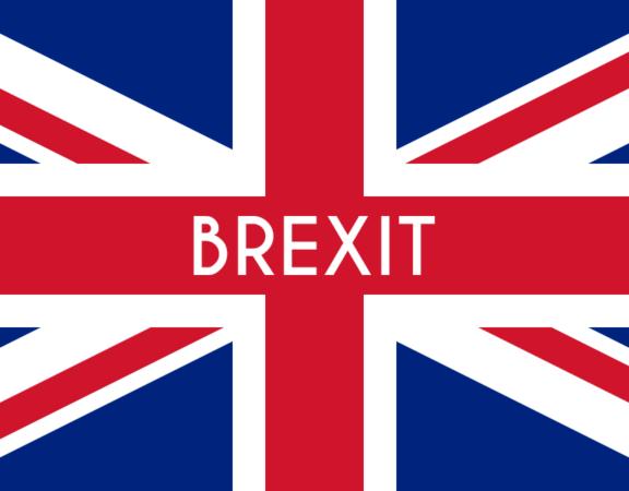 drapeau de la grande bretagne pour signifier le brexit