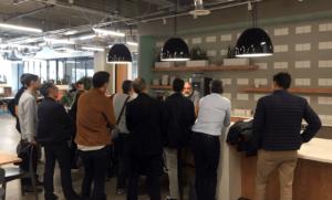 Visite des bureaux et présentation en silicon valley session mai