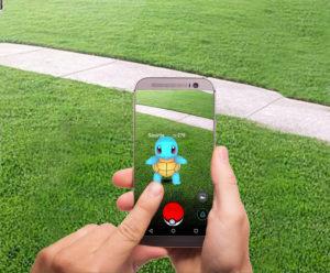 Pokemon Go Realité augmentée