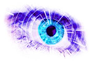 oeil de l'intelligence artificielle