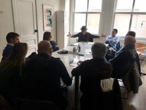 DoubleOone en Silicon Valley startup