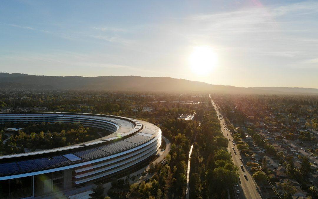 Apple Park ouvre enfin ses portes !