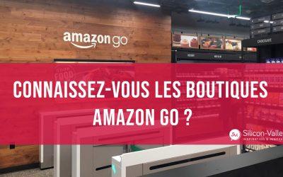 Connaissez-vous les boutiques Amazon Go ?