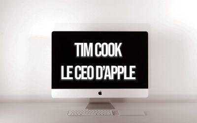 Le CEO d'Apple, le méconnu Tim Cook